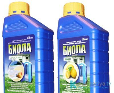 Основные функции жидкости для выгребных ям и туалетов