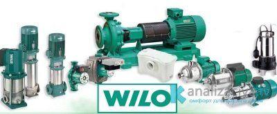 Как правильно выбрать дренажный насос Wilo?