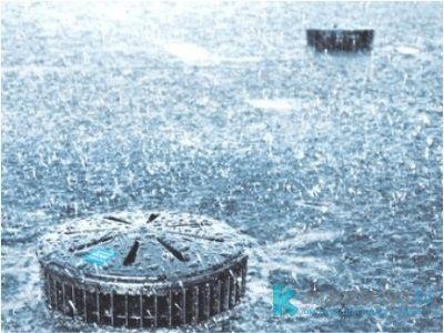 Воронки внутреннего водостока