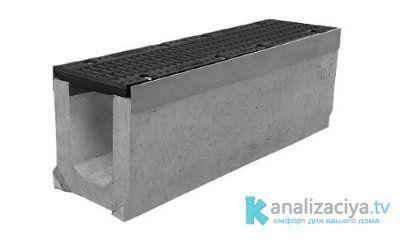 Правильный выбор бетонных лотков