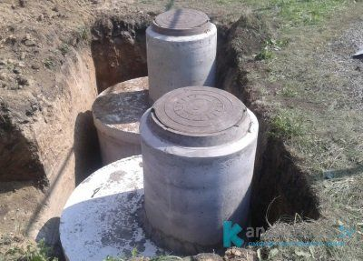 Особенности бетонных септиков