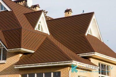 Особенности правильного выбора водостока для крыши