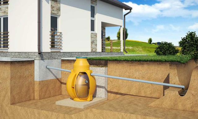 автономная бытовая канализация