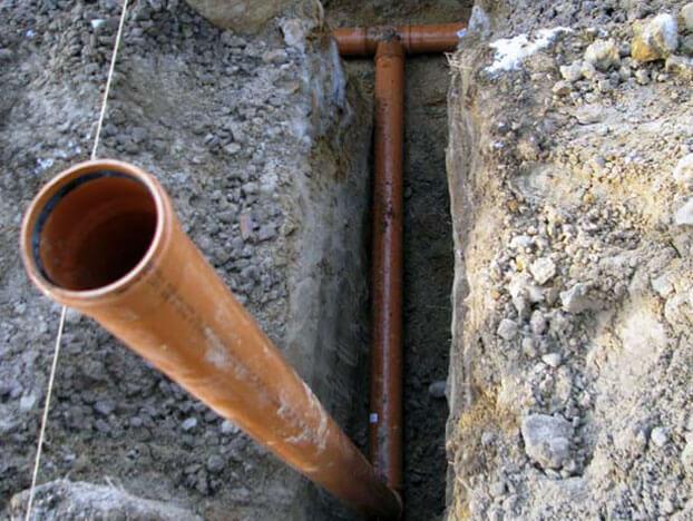 соединение канализационных труб своими руками