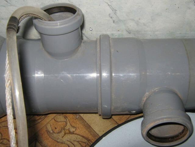 как почистить трубы канализации в домашних условиях