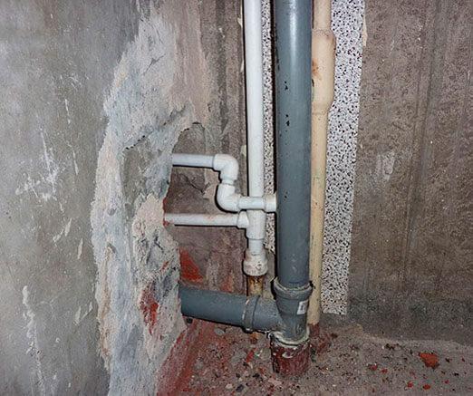 диаметр стояка канализации