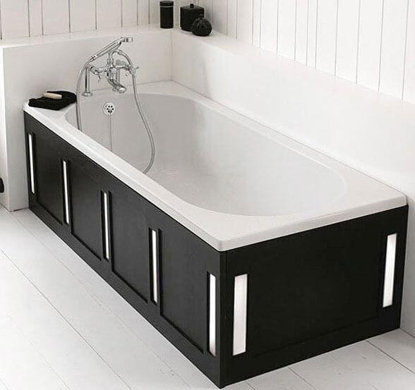 акриловая или чугунная ванна