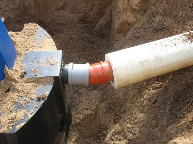 как утеплить канализационную трубу на улице