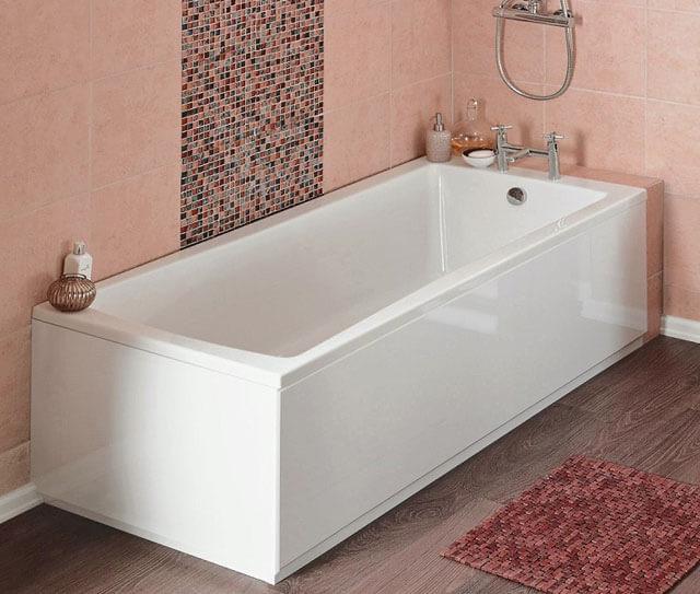 установка ванной каркас