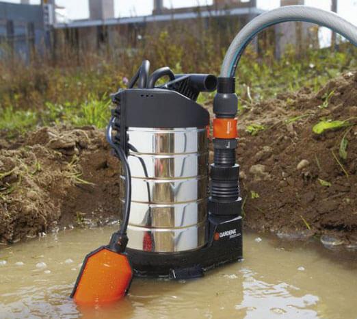 какой дренажный насос для грязной воды лучше