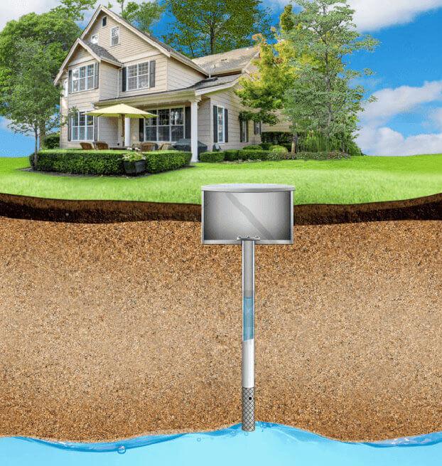 оборудование скважины для воды в частном доме