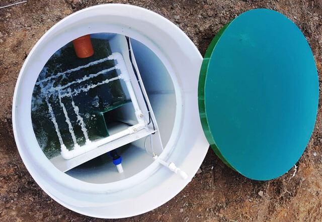 благоустройство скважины на воду