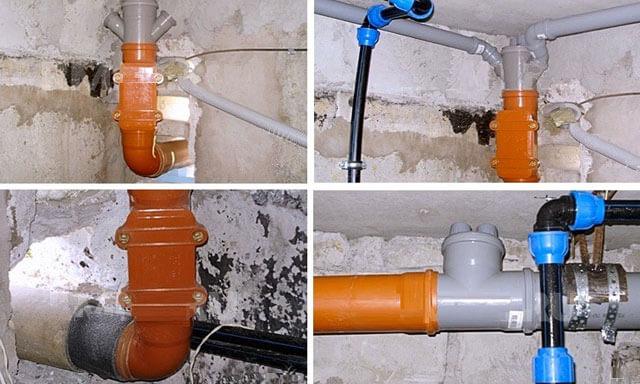 обратный клапан на канализацию обратный клапан для канализации своими руками