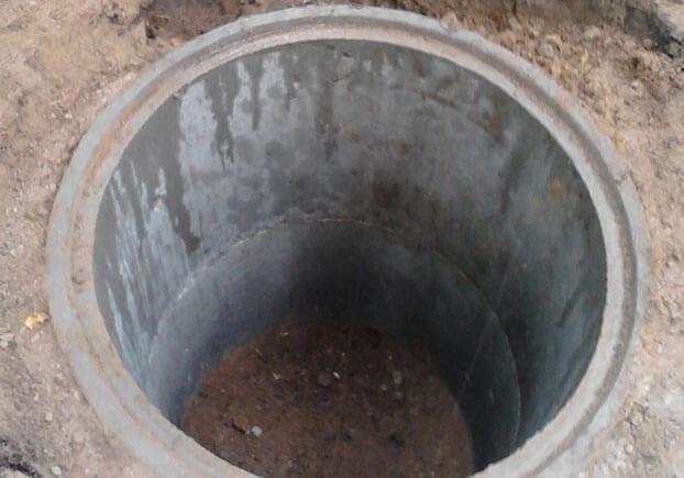 устройство сливной ямы в частном доме
