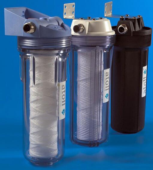 фильтр для воды на трубы