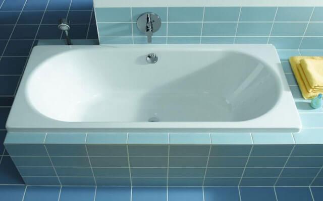чем заделать сколы на ванне
