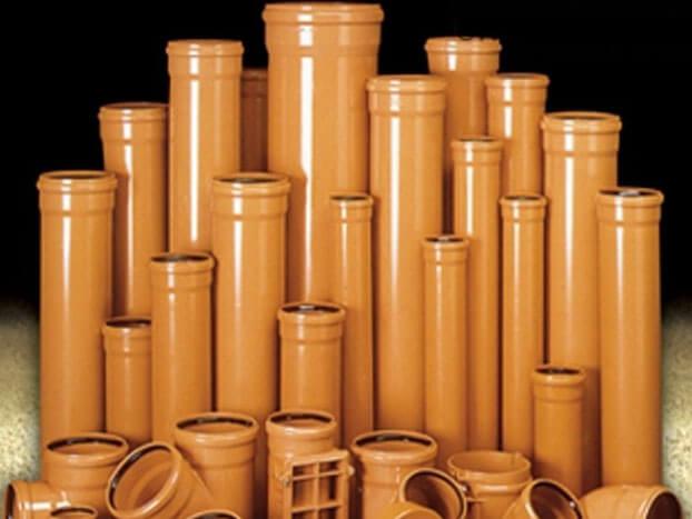 пластиковые канализационные трубы размеры