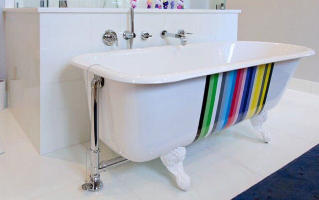 силиконовый вкладыш в ванну