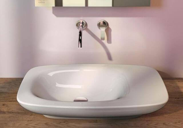 высота умывальника в ванной от пола