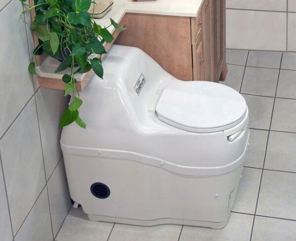 биотуалет для дома без запаха