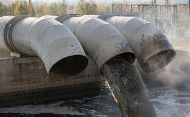 куда сливается городская канализация