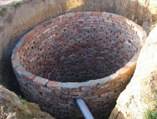 канализационная яма в частном доме своими руками
