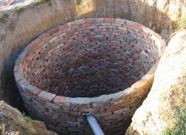 как лучше сделать выгребную яму