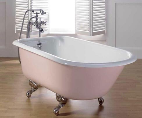 какая ванная лучше акриловая или чугунная