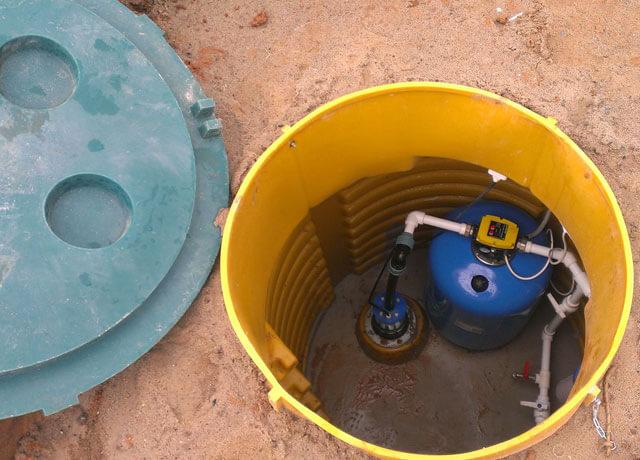 устройство колодца для скважины