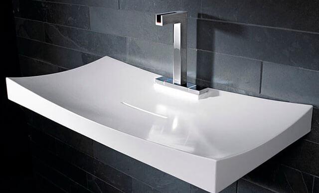высота раковины в ванной стандарт от пола