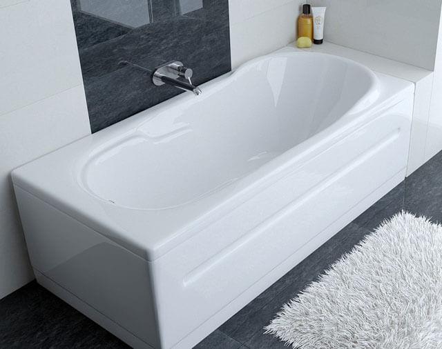 какую ванну выбрать стальную акриловую или чугунную
