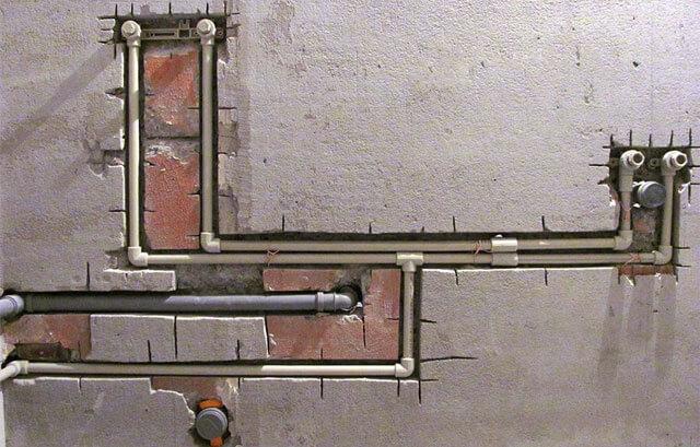 ремонт водопровода в квартире