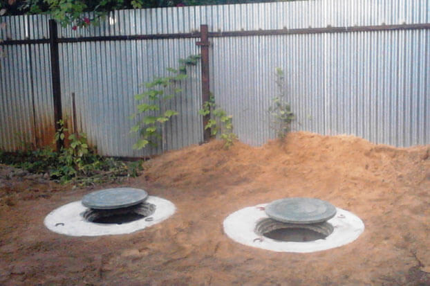 как провести канализацию на даче
