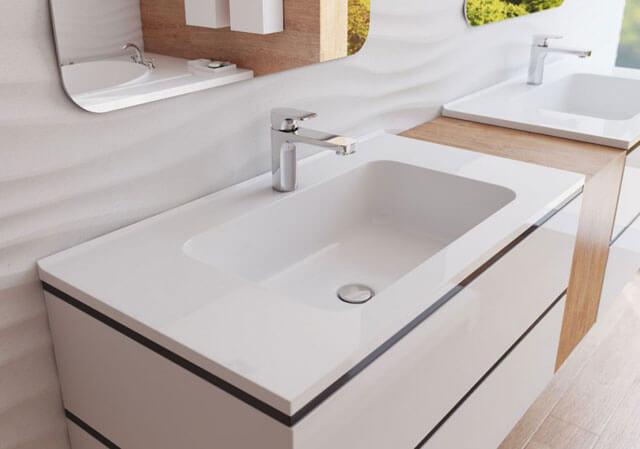 раковина в ванную комнату размеры