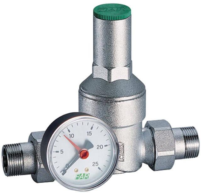 редуктор понижающий давление воды