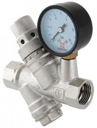 устройство редуктора давления воды
