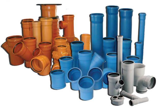 трубы пвх для канализации