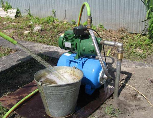 водяная станция для скважины