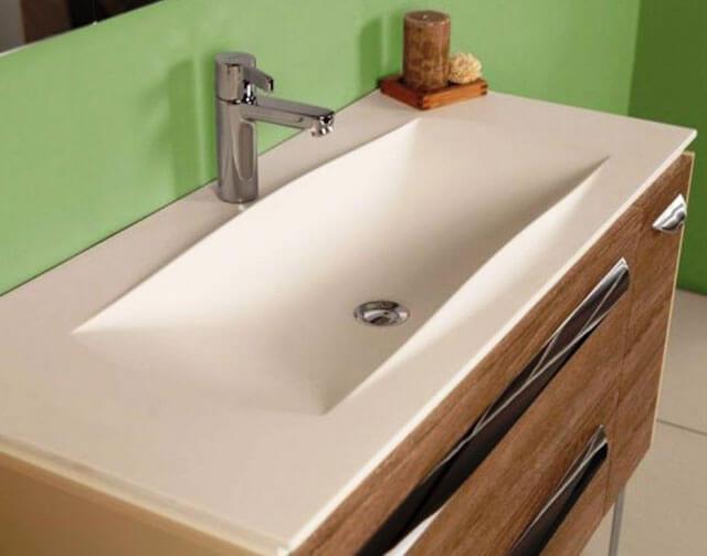 раковины для ванной с тумбой размеры
