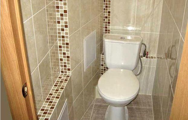 как закрыть канализационные трубы в туалете