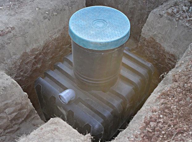 накопительные емкости для канализации пластиковые