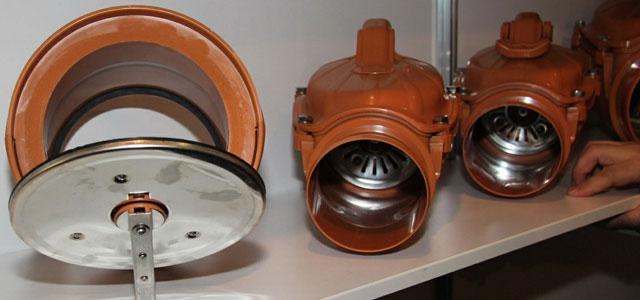 для чего нужен обратный клапан в канализации