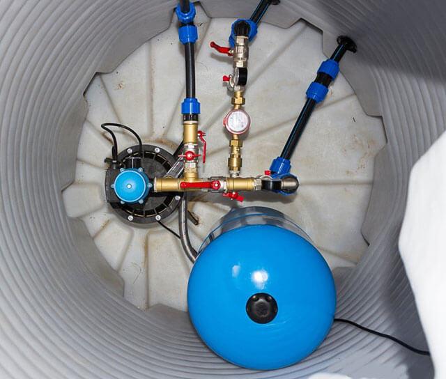 как оборудовать скважину для воды своими руками