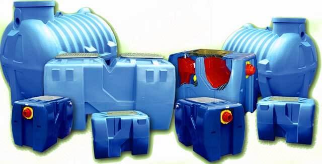 принцип работы жироуловителя канализации