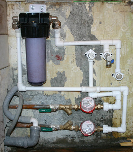 фильтры воды водоснабжение
