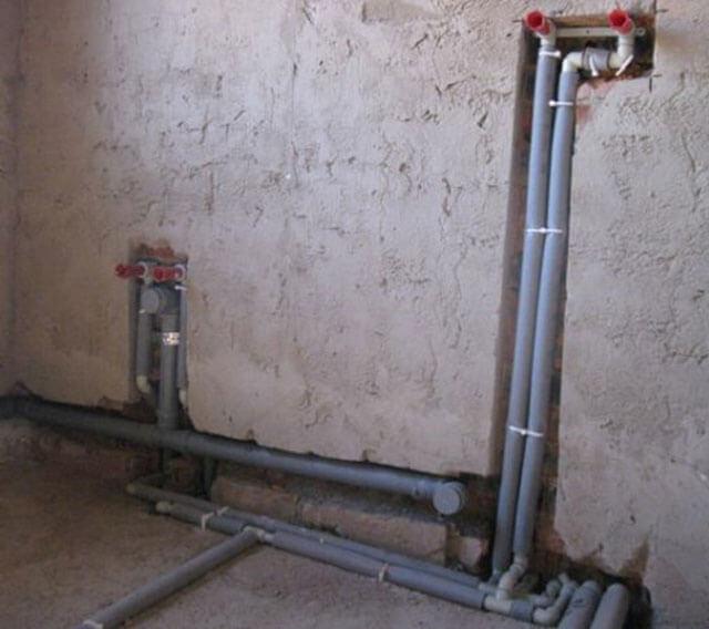 организация водоснабжения в частном доме