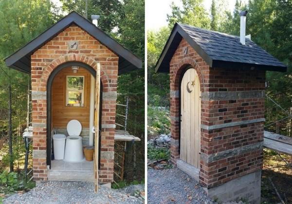 "Туалетный ""дом"""