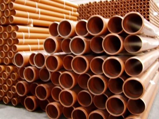 Трубы внешней каналазиции из пластика