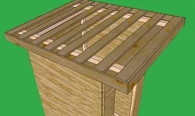 Основа для крыши